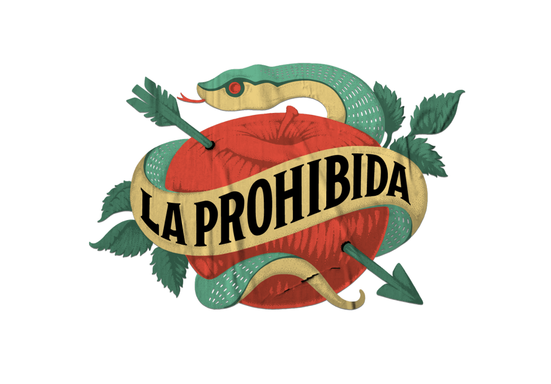 Logo La Prohibida Cider